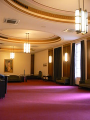 Dress Circle Foyer, Her Majesty's Melbourne