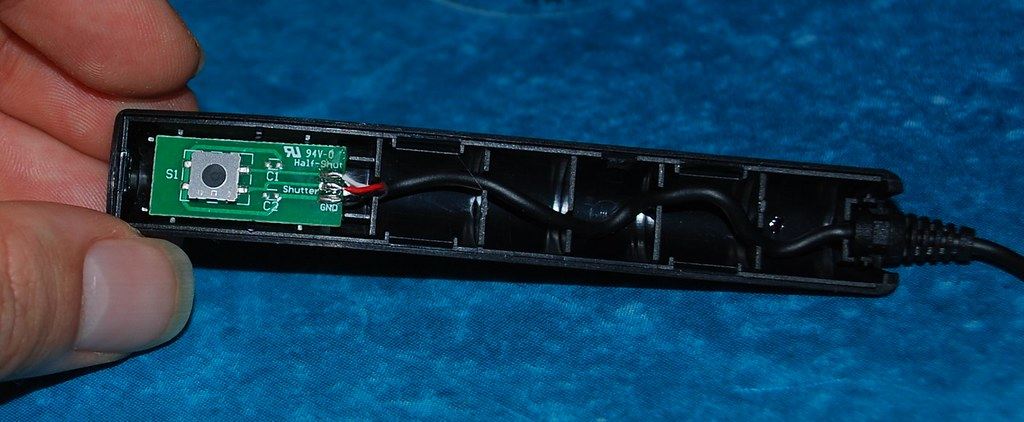Casio Exilim EXF1 remote