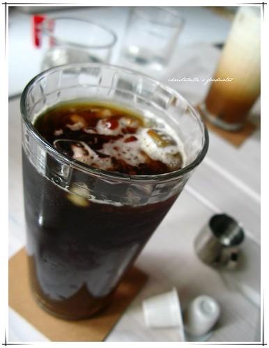 貳拾陸巷午茶經點冰咖啡