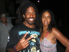 Me and Murs @ Rock The Bells 2008
