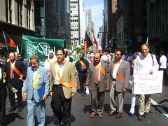 New York, Muslim Day Parade