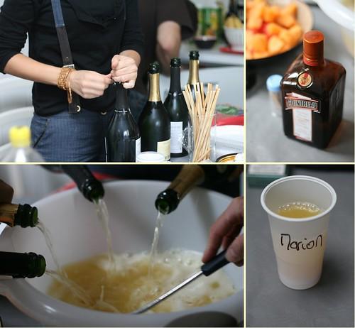Montage soupe angevine