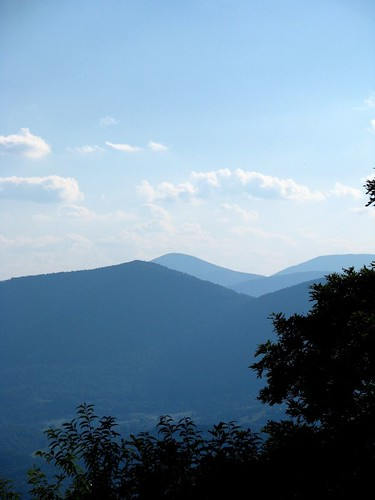 Blue Ridge Mountains of Ashe County, NC