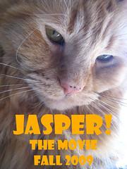 Jasper's movie poster