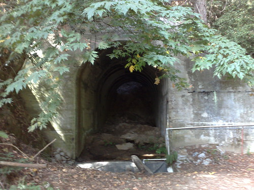 Laurel Portal of Glenwood tunnel