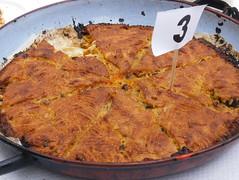 Empanada concurso