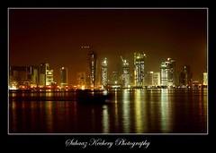 Doha Corniche (suhaaz Kechery) Tags: night dk doha qatar greatphoto cornich kartpostal freephotos abigfave anawesomeshot kechery malayalikoottam thebestofday gününeniyisi amazingqatar dohakoottam