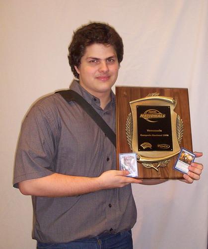 Campeón Nacional de Venezuela 2008