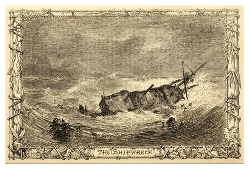 04 - El naufragio cerca de la isla