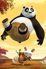 iPhone Kungfu Panda Movie