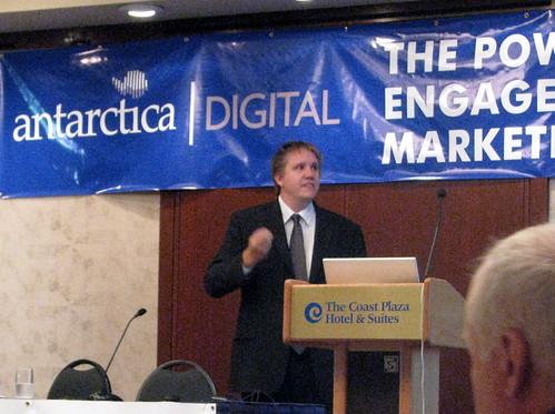 Eric Peterson @ IMC