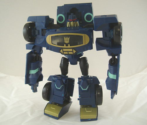 Animated Soundwave - bot