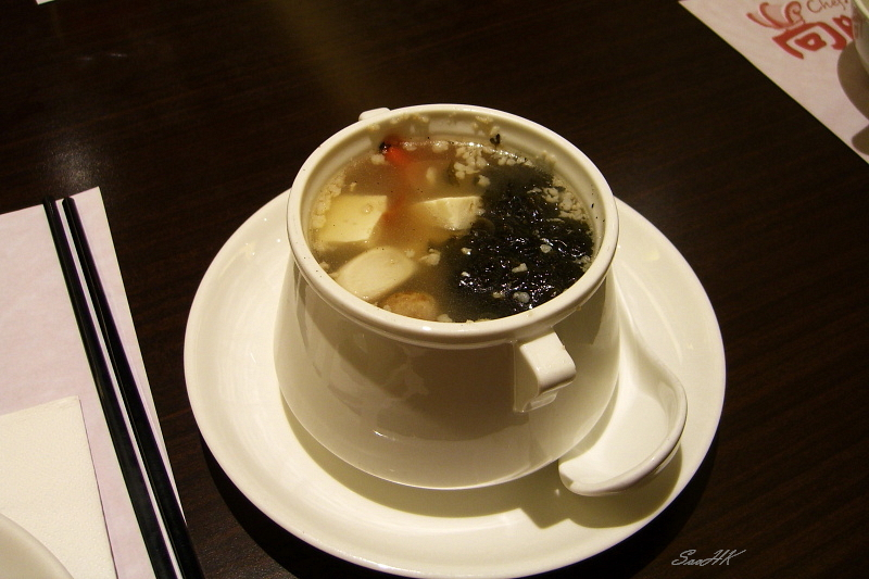 Hong Kong - Food - SeaWeed & Tofu Soup