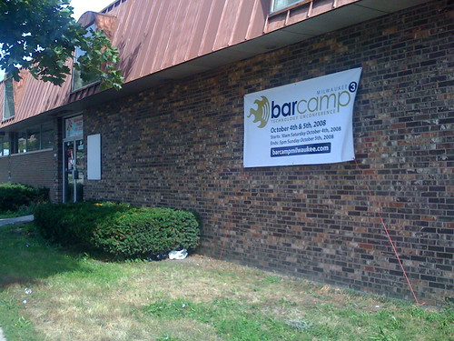 BarCampMilwaukee3 Banner by KeVroN