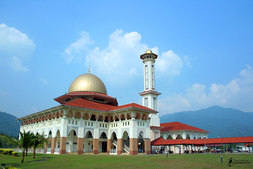 Another Angle of Masjid DQ