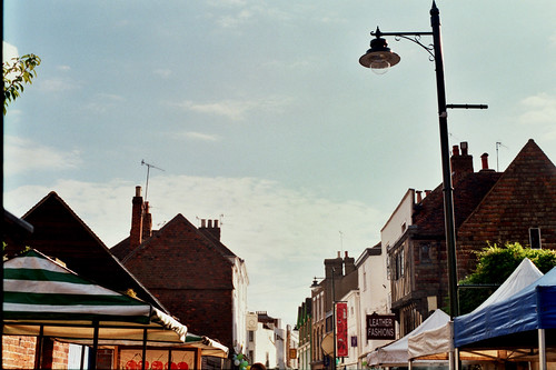 canterbury market day