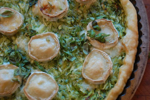 courgettetart