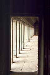 Composition: Angkor Wat columns 1