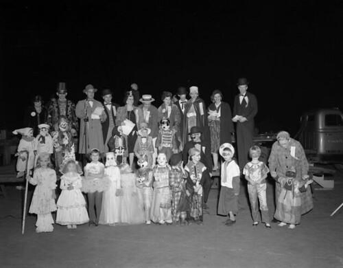 Hotchkiss Field, Halloween