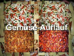 Gemuese-Auflauf