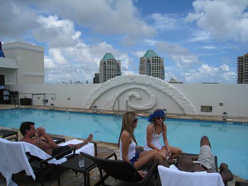 Cabana One, Mayfair Hotel