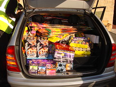 EpicFireworks -THERES ROOM FOR MORE IN THERE.! (EpicFireworks) Tags: display fireworks shell firework diwali pyro 13g epic pyrotechnics