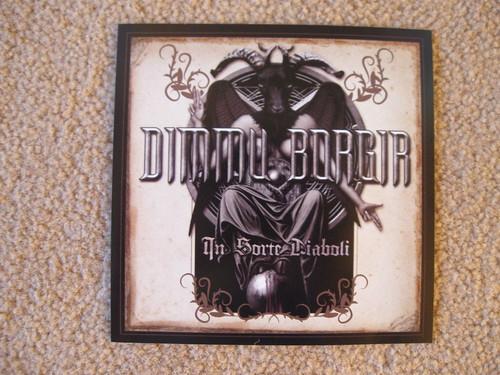DIMMU BORGIR - In Sorte Diaboli
