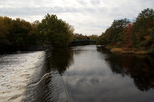 Watertown Dam, Watertown, MA