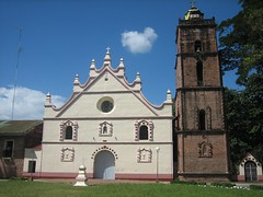 St Vincent Ferrer Church in Dupax (penstalker) Tags: cagayan isabela wines batanes cagayanvalley quirino region2 northernphilippines daltonpass nuevavizcaya cagayanvalleychurches