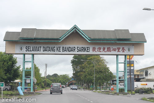 Welcome to Sarikei