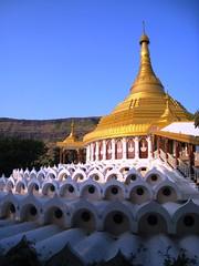 Dhamma Giri @ Vipassana Center, Igatpuri