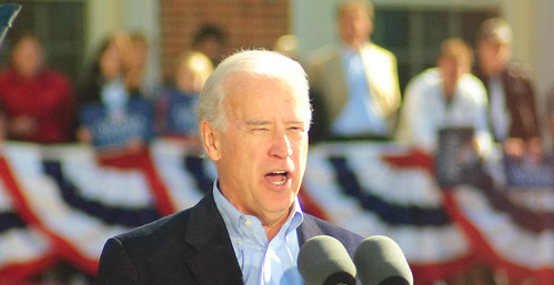 Joe Biden at Wake Forest University by kyle tsui, on Flickr