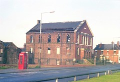 Goldenhill Methodist Chapel. (Renown) Tags: chapel stokeontrent methodist methodism phonebox goldenhill