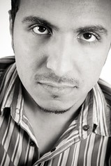 Ageel (Khaled A.K) Tags: lighting portrait blackandwhite bw umbrella portraiture sa jeddah saudiarabia softbox khaled bnw ksa saudia studiolights softboxes kashkari