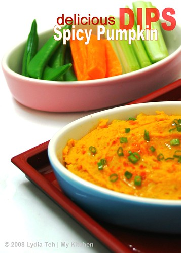 Spicy Pumpkin Dip