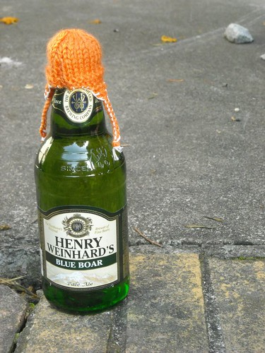 Big Knit Hat with Flaps
