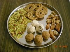 Homemade Diwali Sweetmeats