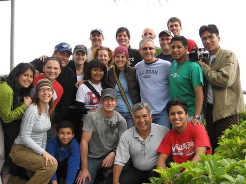 Peru Team - Lima