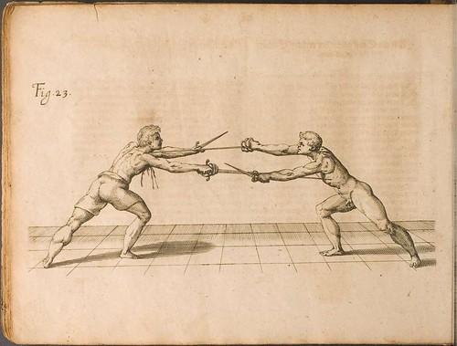 Fecht-kunst - Nicoletto Giganti, 1622 d