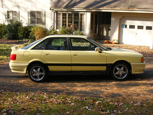 Inoversum 1989 Audi V8l Quattro