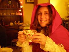 Little Red Riding Hood (Nospheritu) Tags: costumes halloween littleredridinghood babythestarsshinebright