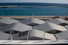 Olas de metal (Berts @idar) Tags: barcelona vacaciones cataluña crucero efs1855mmf3556 espaa canoneos400ddigital
