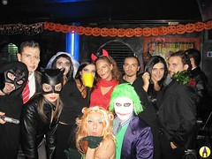 halloween gruppo (gianborrello) Tags: two halloween face joker catwoman edera janjo velenosa