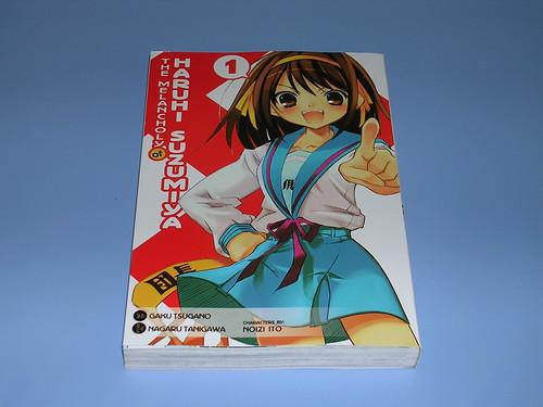 The Melancholy of Haruhi Suzumiya 1 (Manga)