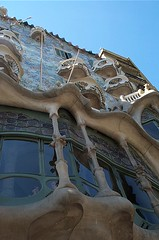 It's in the details (Mortarman101) Tags: barcelona design amazing catalonia gaudi archetecture casabatllo