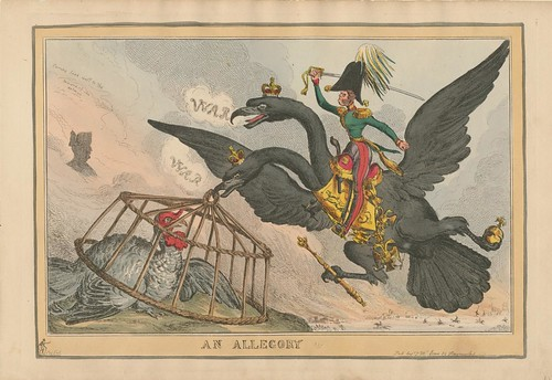 An Allegory (William Heath, 1828)