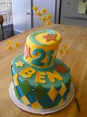 Ben's 21st