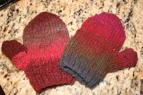 harry's mittens