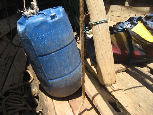 dhow water tank