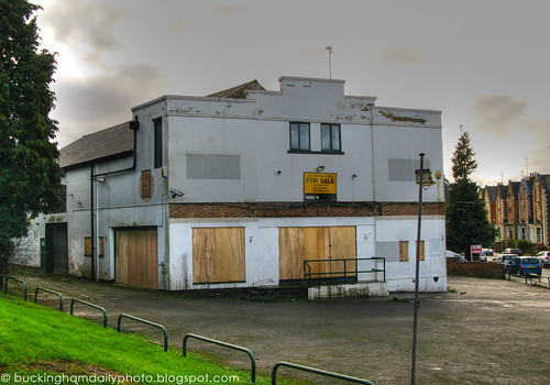 The old Chandos Road Cinema
